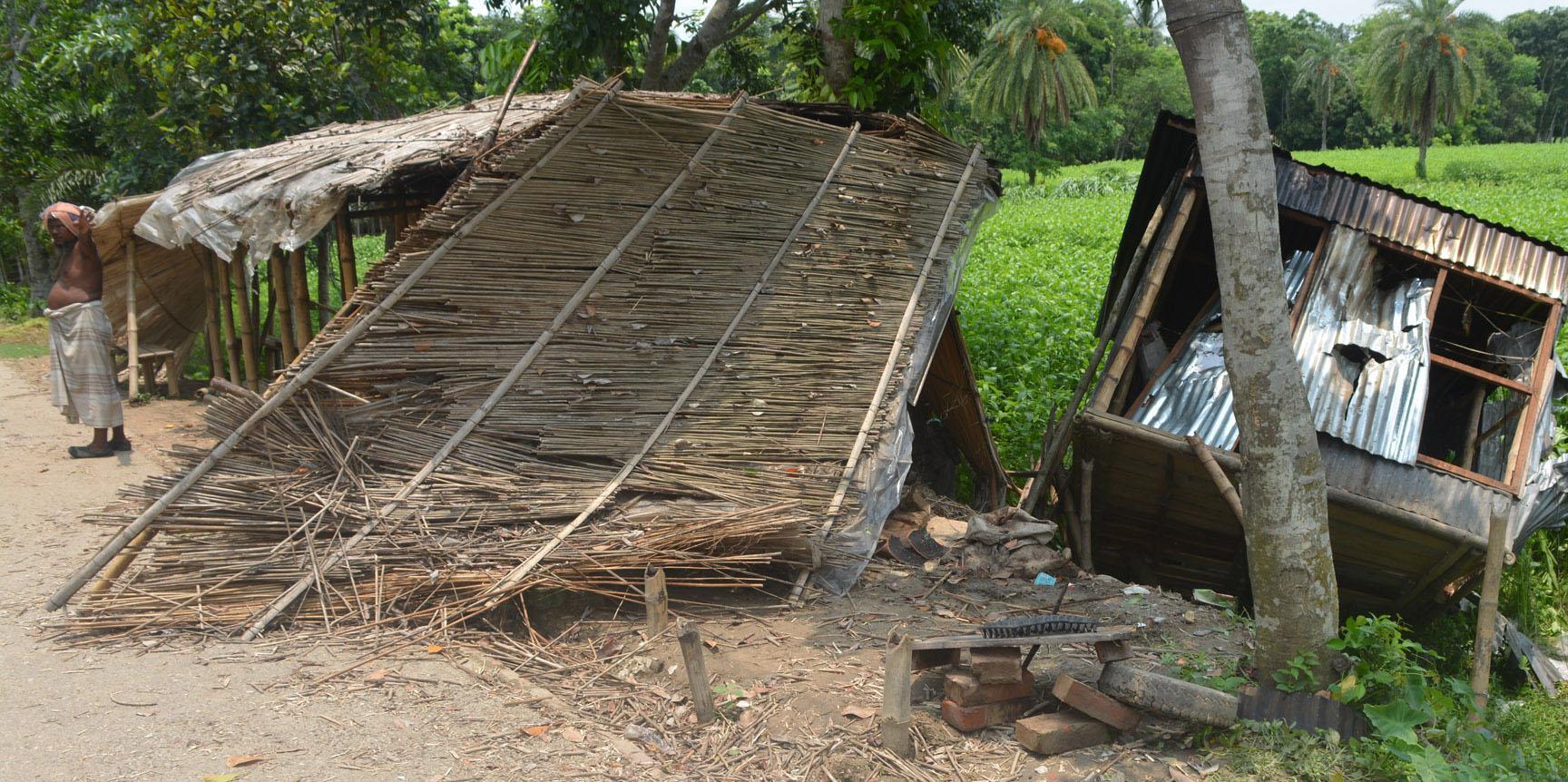 Magura Village clash vangchur pic 1