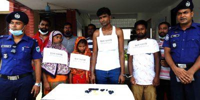 Magura 4 Arrest with Yaba a