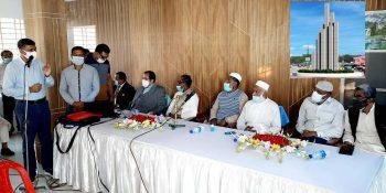 Magura AL BNP in same Stage PIC