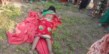Magura Woman Dead Body Uddher